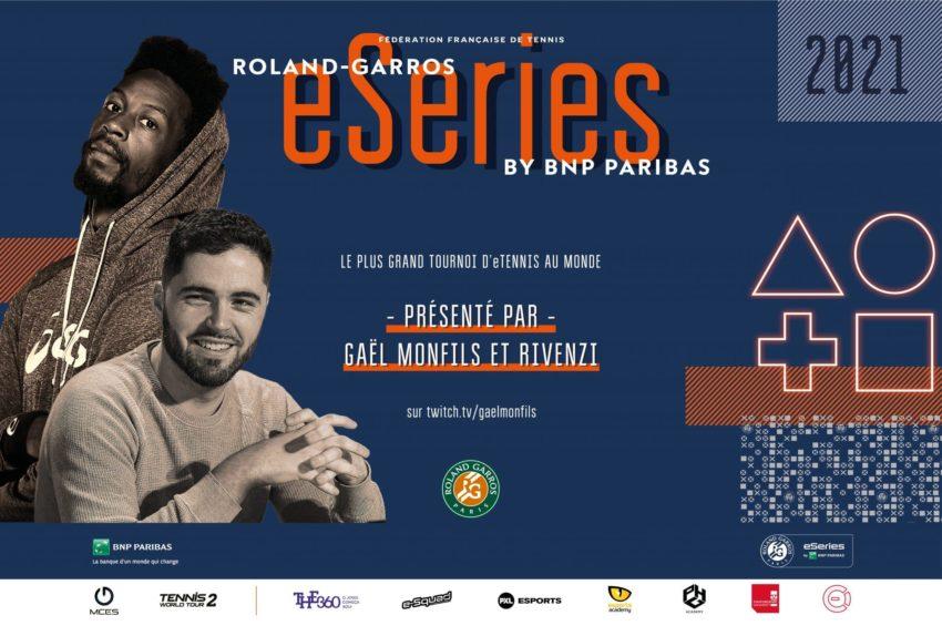 MCES accompagne les Roland-Garros eSeries 2021