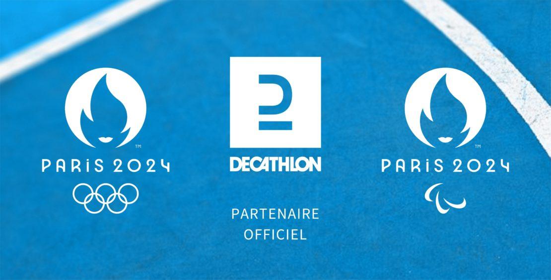 Decathlon, membre de France Sport Expertise et partenaire de Paris 2024 !